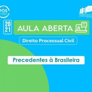 precedentes à brasileira